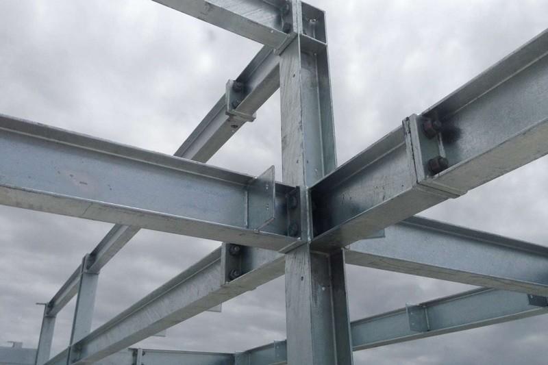 کاربرد تیرآهن در ساختمان سازی