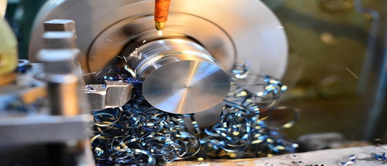 شکل دهی به فلزات به روش تراشکاری