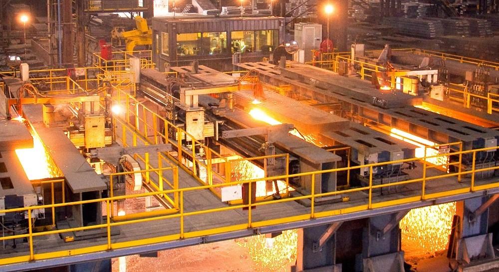 مهمترین کارخانه های تولید فولاد در جهان