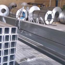 روش تولید انواع ورق های فولادی