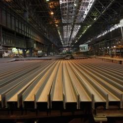 فرآیند تولید تیرآهن هاش
