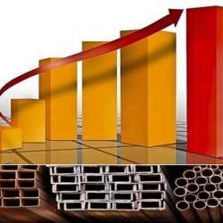 دلیل بالا رفتن قیمت های مقاطع فولادی چیست؟