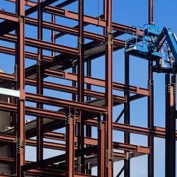 10 نوع ستون فولادی در ساخت و ساز