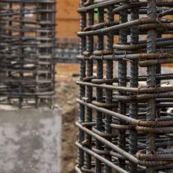 نقش میلگرد درمقاوم سازی ساختمان