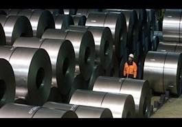 رفع منع صادرات فولاد